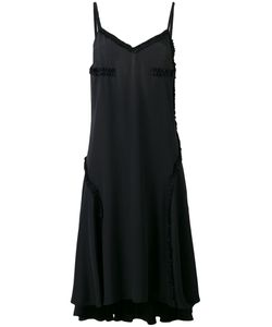 Cedric Charlier | Cédric Charlier Fla Dress 42 Acetate/Silk