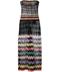 Missoni | Sheer Panel Zig Zag Dress Size 42