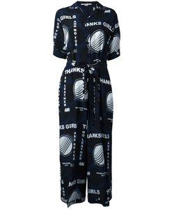 Stella Mccartney   Printed Shirt Dress