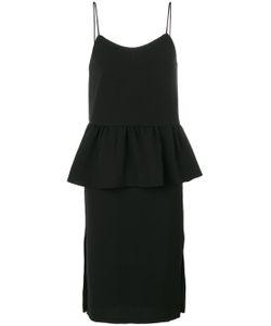 Ganni | Flared Waist Shift Dress