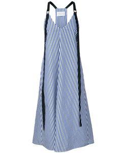 STRATEAS CARLUCCI | Платье В Полоску Harness
