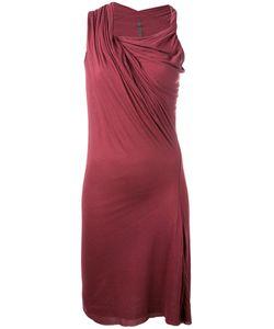 Rick Owens Lilies | Draped Asymmetric Dress Size 42