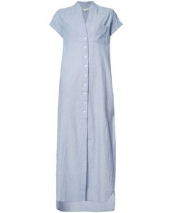 Onia | Kim Woven Cover Up Small Cotton/Spandex/Elastane