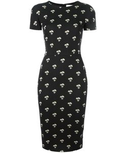 Victoria Beckham | Embroidery Dress 12 Cotton/Polyester/Polyamide/Polyester