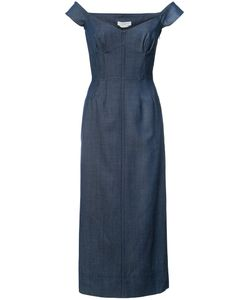 Gabriela Hearst | Off-Shoulder Denim Dress Size 40