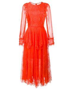 Maria Lucia Hohan   Marshala Dress 36 Silk