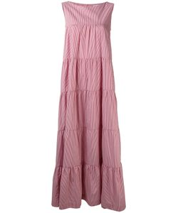 P.A.R.O.S.H. | P.A.R.O.S.H. Pleated Maxi Dress Medium