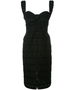 CAPUCCI | Fitted Sweetheart Dress Size 44
