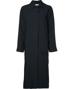 NOMIA | Slit Back Duster Coat Size 4