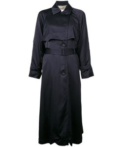 Cityshop | Belted Light Trench Coat 36 Rayon/Cotton