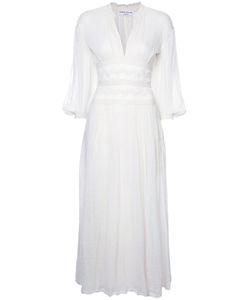 Sonia Rykiel | Sheer Dress Small Polyamide/Polyurethane/Alpaca