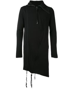 Army Of Me | Asymmetric Hooded Coat