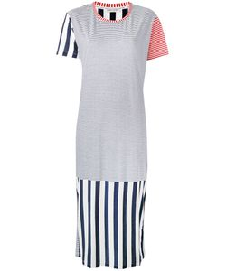 Each X Other | Striped T-Shirt Dress Size Medium