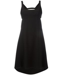 T By Alexander Wang | Square Neck Dress