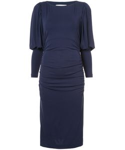 Nicole Miller | Gathered Back Dress Women