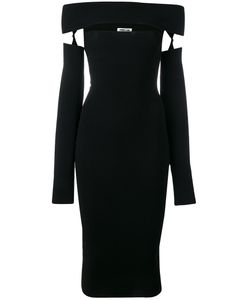 Mcq Alexander Mcqueen | Cut-Out Midi Dress