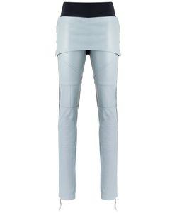 Andrea Bogosian | 002151 Quarry Preto Leather/Fur/Exotic Skins-Gtleather