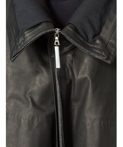 Isaac Sellam Experience | Bubble Jacket Women Cotton/Calf Leather/Polyurethane/Duck