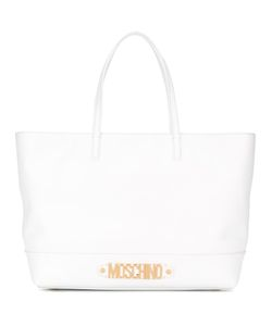 Moschino | Letters Tote Calf Leather