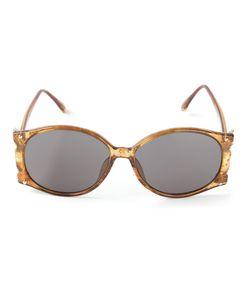 Christian Dior Vintage | Солнцезащитные Очки В Круглой Оправе