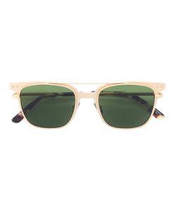 Bottega Veneta Eyewear | Embellished Square Frame Sunglasses