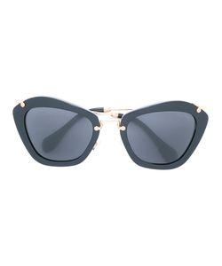 Miu Miu Eyewear   Солнцезащитные Очки С D-Образной Оправой