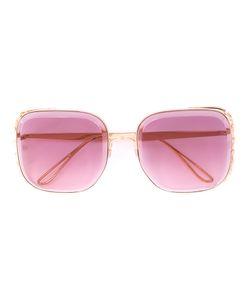 Elie Saab | Oversized Sunglasses