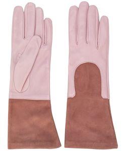 Gala | Mid-Length Contrast Gloves Women
