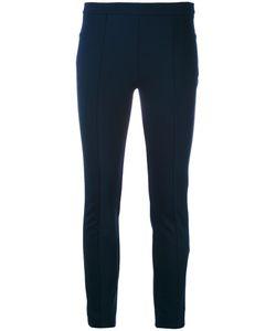 Diane Von Furstenberg | Cropped Slim Trousers Size 10
