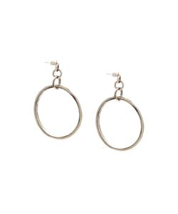 HENSON | Carved Hoop Earrings