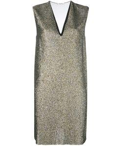 Lanvin | Платье Из Люрекса
