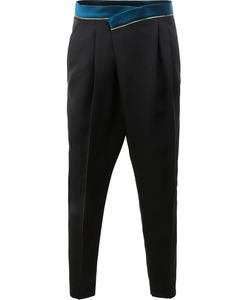 Haider Ackermann | Tape Trousers 48 Silk/Cotton/Rayon/Virgin Wool