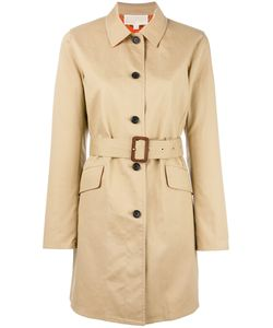 Michael Michael Kors | Button Up Belted Jacket Small