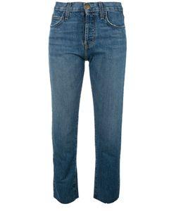 Current/Elliott | The Original Straight Jeans 26 Cotton/Lyocell