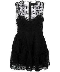 Simone Rocha   Layered Flared Mini Dress Size 10