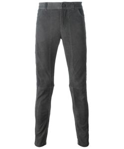TONY COHEN | Super Skinny Trousers 54 Nappa Leather