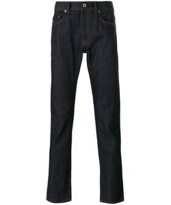 Diesel Black Gold | Straight-Leg Trousers 30 Cotton