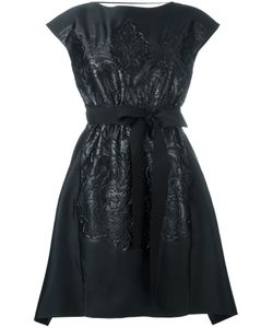 Fendi | Belted Dress 42 Polyester/Silk