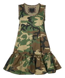 Marc Jacobs | Camoflage Mini Dress
