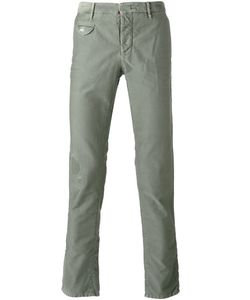 Incotex | Slim-Fit Trousers 31 Cotton