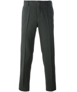 Pt01 | Pleated Straight Leg Trousers