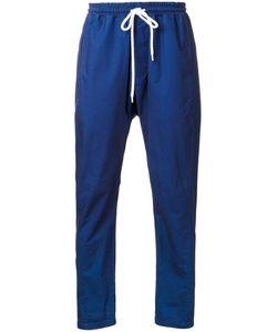 Bassike | Drop Crotch Pants Medium Cotton