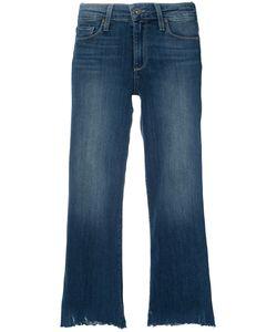 Paige | River Wide Leg Crop Jeans