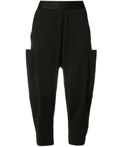 Y-3 | Cropped Pants Xs Cotton