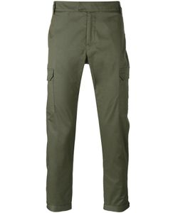 Les Hommes | Straight Cargo Trousers