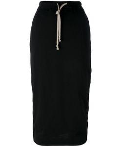 RICK OWENS DRKSHDW | Pillar Skirt