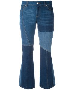 Alexander McQueen | Panel Kick Flare Jeans Size 40 Cotton
