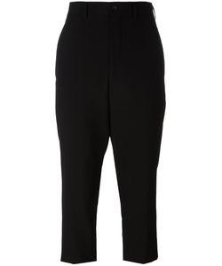 Comme Des Garcons | Comme Des Garçons Cropped Trousers Large Wool/Cupro