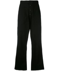 RTA | Wide-Leg Cropped Trousers 29