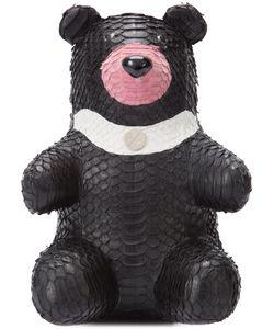 Elisabeth Weinstock | Teddy Bear Toy Snake Skin
